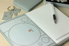 Classic Theme Notebook for Playstation