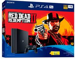 Playstation 4 Pro Red Dead Redemption 2 Bundle