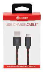 Snakebyte USB Charge:Cable For Nintendo Switch