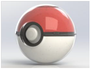 HORI Pokeball Plus Special Protective Case and Protective Bag set
