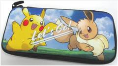 HORI Pokemon Let's Go Pikachu & Eevee Eva Case
