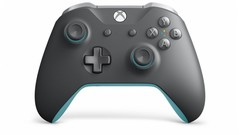 Xbox One Wireless Controller – Grey/Blue Special Edition