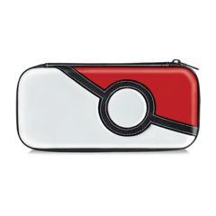 PDP Nintendo Switch Slim Travel Case Pokeball Edition