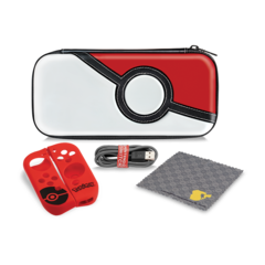 PDP Nintendo Switch Starter Kit Pokeball Edition