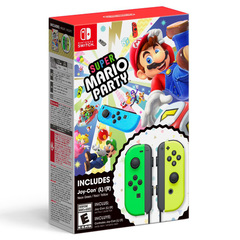 Super Mario Party Joy-Con Bundle