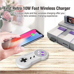 Gulikit SNES Wireless Charger
