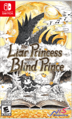 The Liar Princess & the Blind Prince