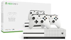 Xbox One S Controller Bundle (1TB) w/ Free Apex Legends Founder's Pack Code