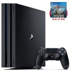 PlayStation 4 Pro Console God of War Bundle