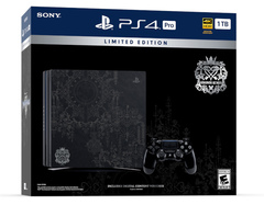 Playstation 4 Pro Kingdom Hearts III Limited Edition Console