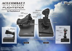 Ace Combat 7: Skies Unknown + Hori Flight Stick