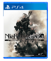 NieR:Automata Game of the Year Edition