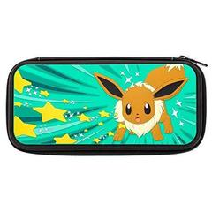 PDP Nintendo Switch System Travel Case Eevee Battle Edition
