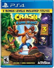 Crash Bandicoot N-Sane Trilogy Game of the Year Edition