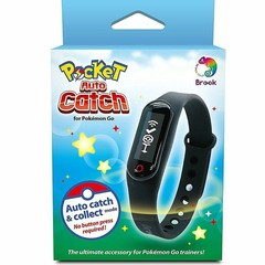 Brook Pocket Auto Catch Wristband for Pokemon GO