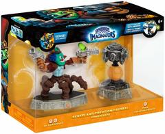 Skylanders Imaginators: Dr. Krankcase and Tech Creation Crystal (Combo Pack)