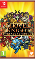 Shovel Knight Treasure Trove