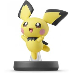 Amiibo Pichu (Super Smash Bros Series)