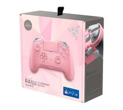 Razer Raiju - Gaming Controller - Quartz (PC | Sony Playstation 4 | Tournament)