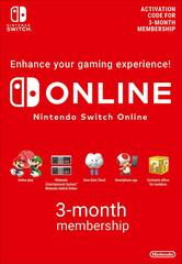 Nintendo Switch Online Membership