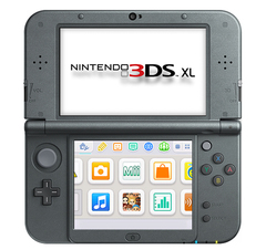 New 3DS XL Console (Preowned)