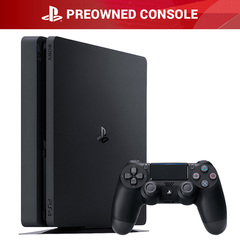 Playstation 4 Pro (Preowned)
