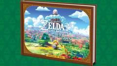 The Legend Of Zelda: Link's Awakening Artbook