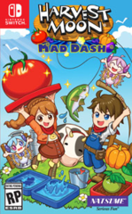 Harvest Moon : Mad Dash