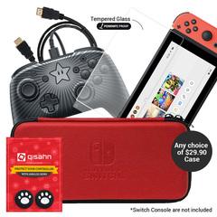 Switch Accessories Pro Gamer Bundle