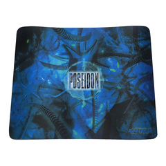 Rantopad Poseidon Gaming Mousepad [Soft Surface, Blue]