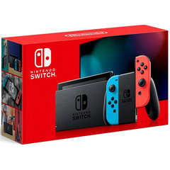 Nintendo Switch Console Gen 2 (Agent Warranty)