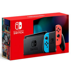 Nintendo Switch Console System (New Longer Battery Life Generation 2 Model)