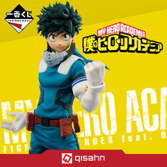 Kuji - My Hero Academia FIGHTING HEROES feat. One's Justice