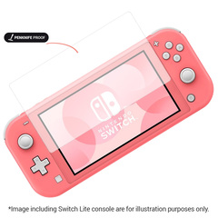 Tempered Glass Screen Protector for Nintendo Switch Lite