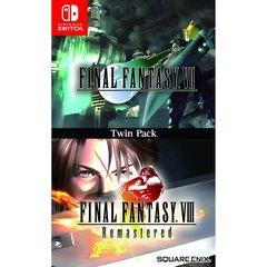 Final Fantasy 7 & Final Fantasy 8 Remastered