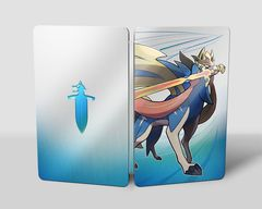Pokemon Sword / Shield / Gold Steel Case
