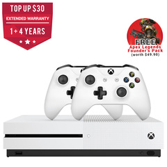 Xbox One S Controller Bundle (1TB)