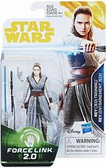 Star Wars Rey (Jedi Training) Force Link 2.0