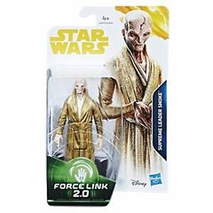 Supreme Leader Snoke Force Link 2.0