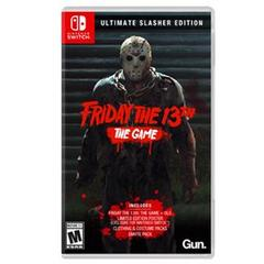 Friday the 13th: The Game (Chinese)