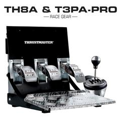 Thrustmaster TH8A & T3PA Pro Race Gear