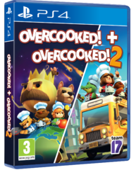 Overcooked! 1 & 2 Bundle