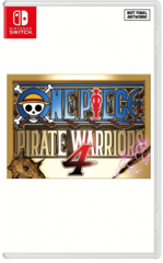 One Piece Pirate Warrior 4