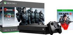 Xbox One X Gear 5 Console Bundle