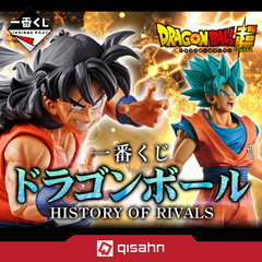 Kuji - Dragon Ball History of Rivals