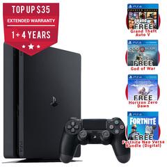 Playstation 4 Slim Mega Pack Bundle (Ready Stocks)