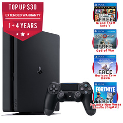 Playstation 4 Slim Mega Pack Bundle 2