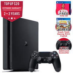 PlayStation 4 Slim Party Bundle 2019