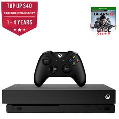 Xbox One X Gears 5 Console Bundle