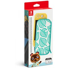 Nintendo Switch Lite Animal Crossing: New Horizons Edition Carry Case & Screen Protector